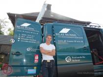 Artikel im Weseler: Aufstrebender Dachdeckermeister aus Büderich
